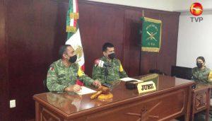 Convocatoria de Ingreso al Servicio de Justicia Militar