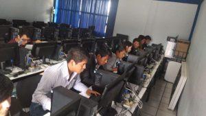 Estudiantes de idep