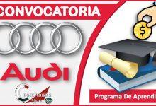 Convocatoria Audi 2021-2022