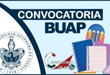 Convocatoria BUAP 2021-2022