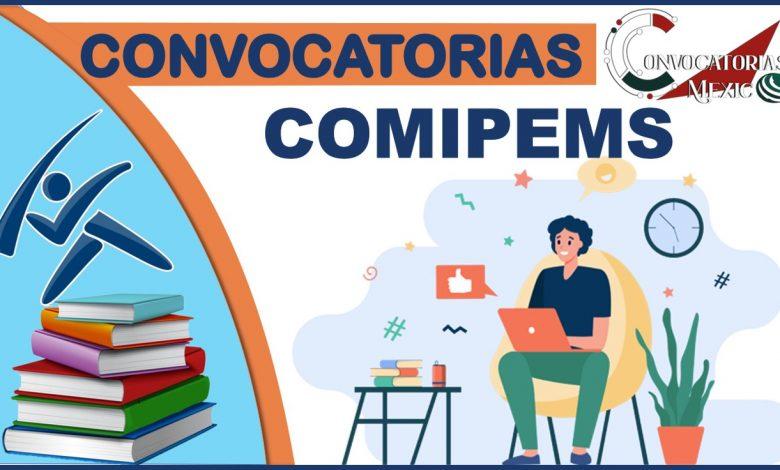 Convocatoria COMIPEMS 2021-2022