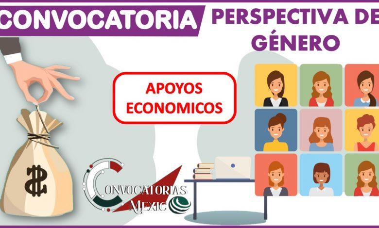 Convocatoria con Perspectiva de Género 2021-2022