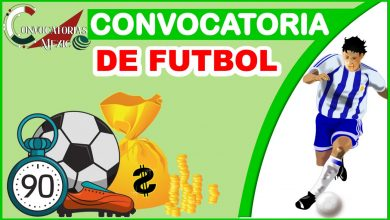 Convocatoria de Futbol 2021-2022
