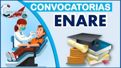 Convocatoria ENARE 2021-2022