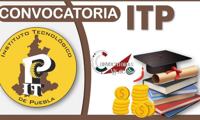 Convocatoria ITP 2021-2022