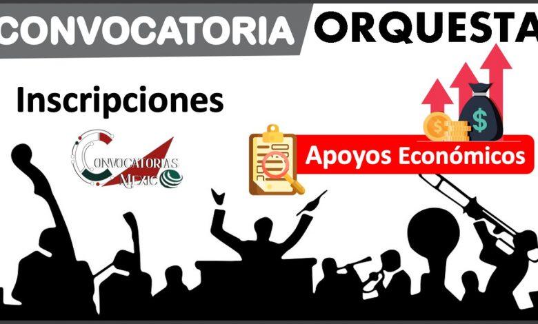 Convocatoria Orquesta 2021-2022