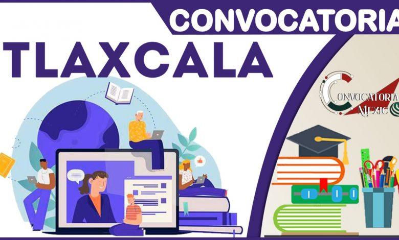 Convocatoria Tlaxcala2021-2022