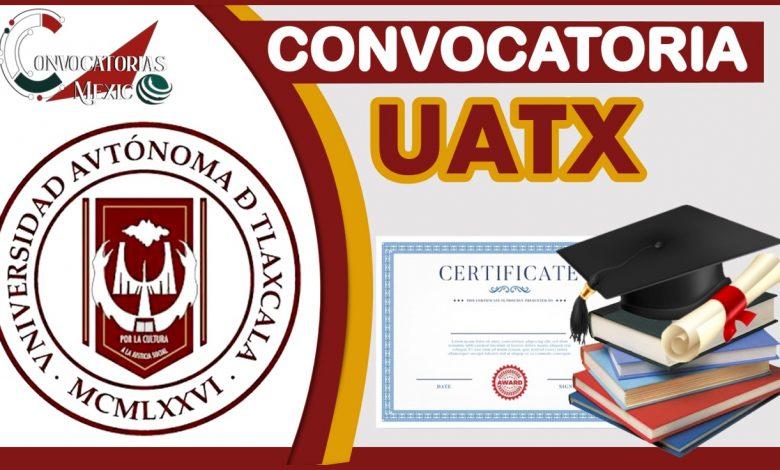 Convocatoria UATX 2021-2022