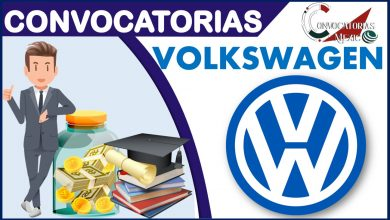 Convocatoria Volkswagen Puebla2021-2022