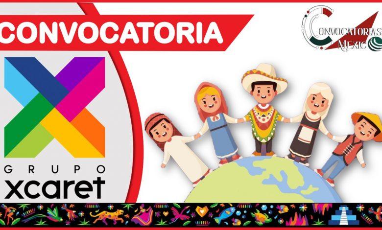 Convocatoria Xcaret2021-2022
