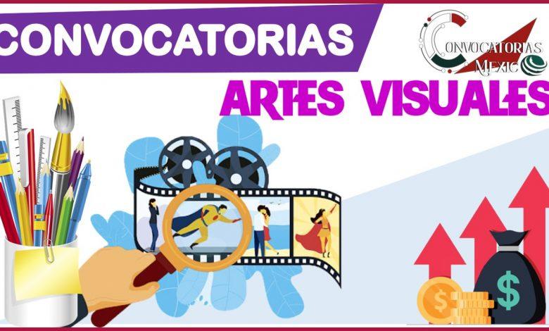 Convocatorias artes visuales 2021-2022