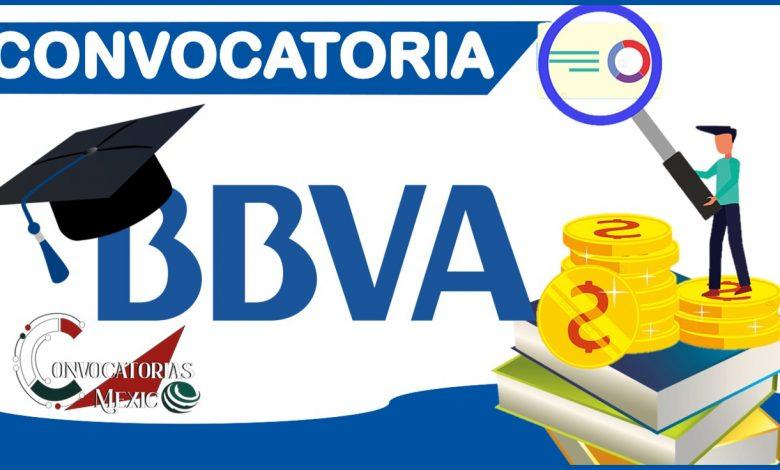 Convocatorias BBVA 2021-2022