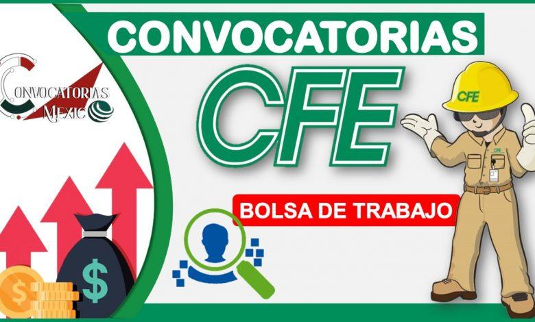 Convocatorias CFE2021-2022