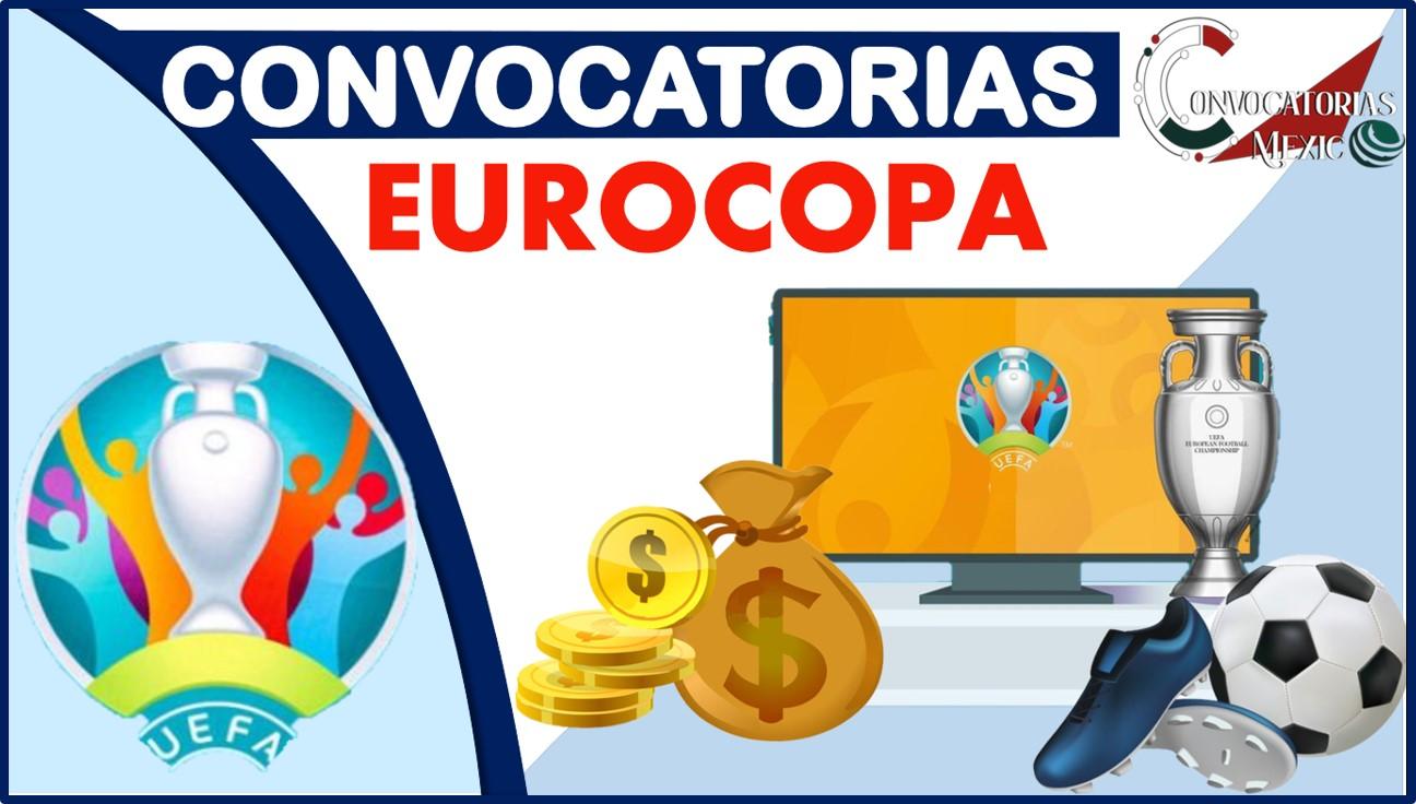 Convocatorias Eurocopa 2021-2022