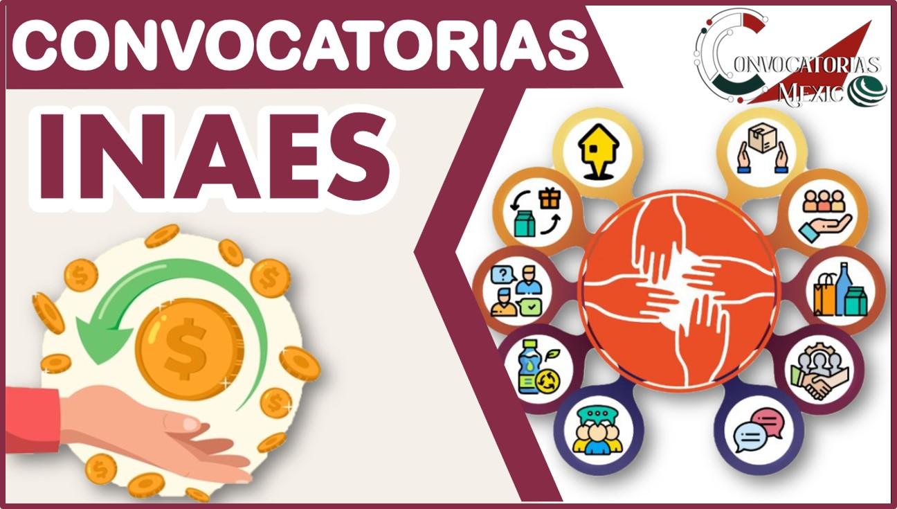 Convocatorias INAES 2021-2022