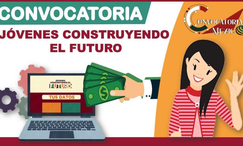 Convocatorias Jóvenes Construyendo el Futuro 2021-2022