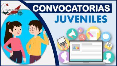 Convocatorias Juveniles 2021-2022
