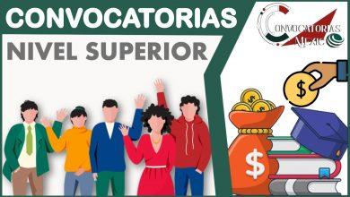 Convocatorias Nivel Superior2021-2022