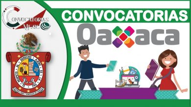 Convocatorias Oaxaca 2021-2022
