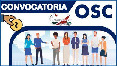 Convocatorias OSC 2021-2022