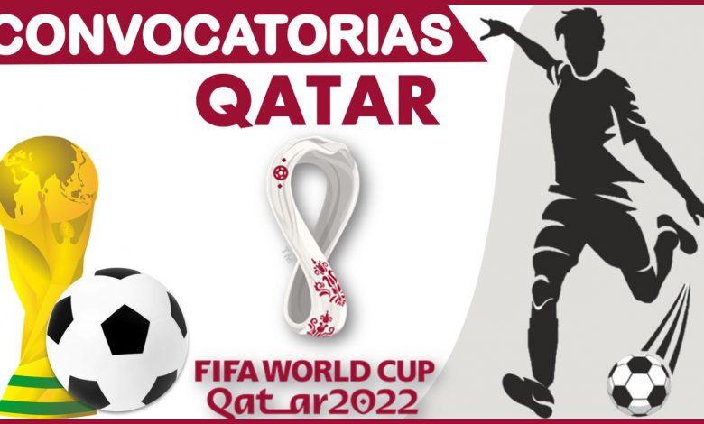 Convocatorias Qatar 2021-2022
