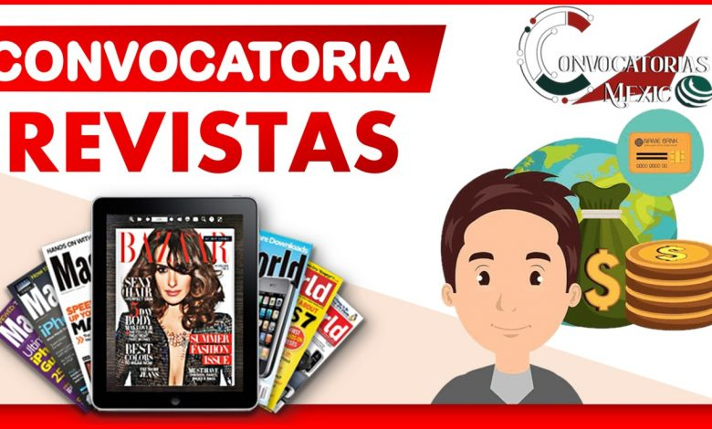 Convocatorias Revistas 2021-2022