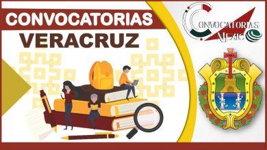 Convocatorias Veracruz 2021-2022