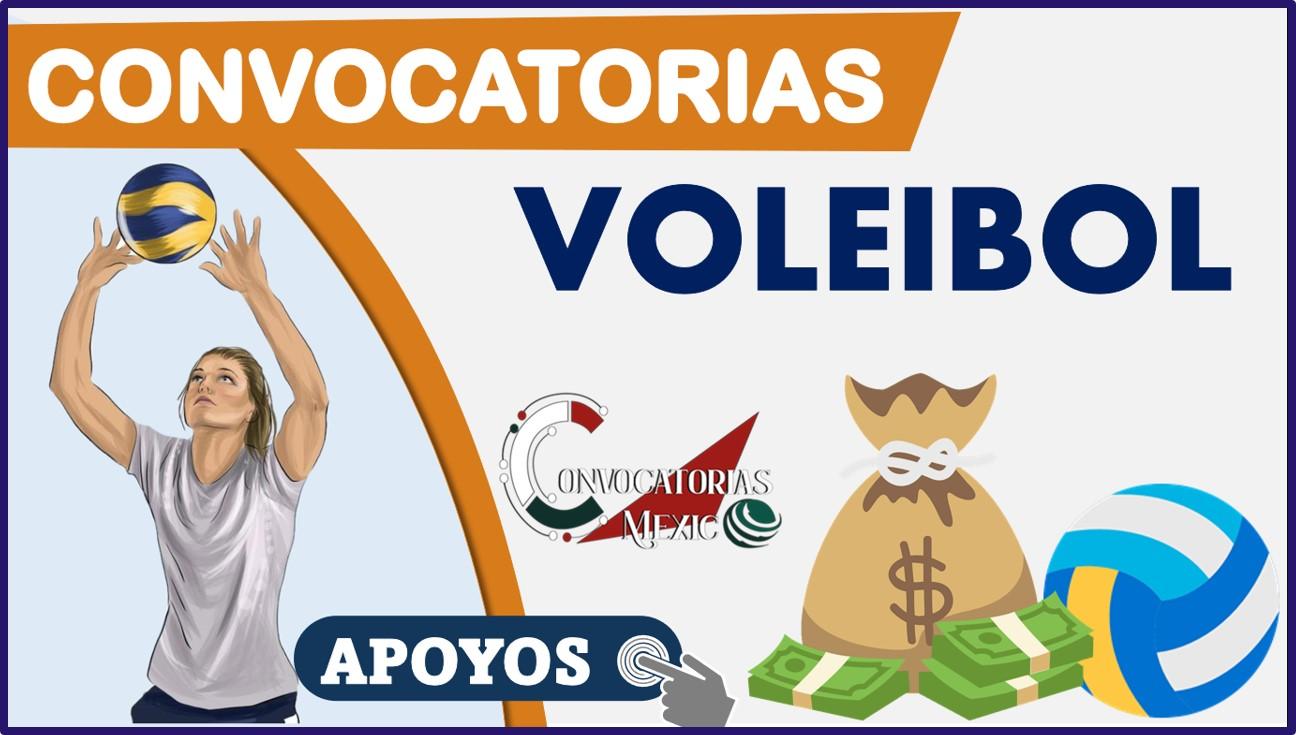Convocatorias Voleibol 2021-2022