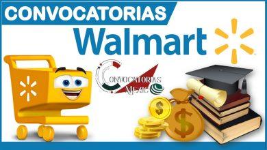 Convocatorias Walmart 2021-2022