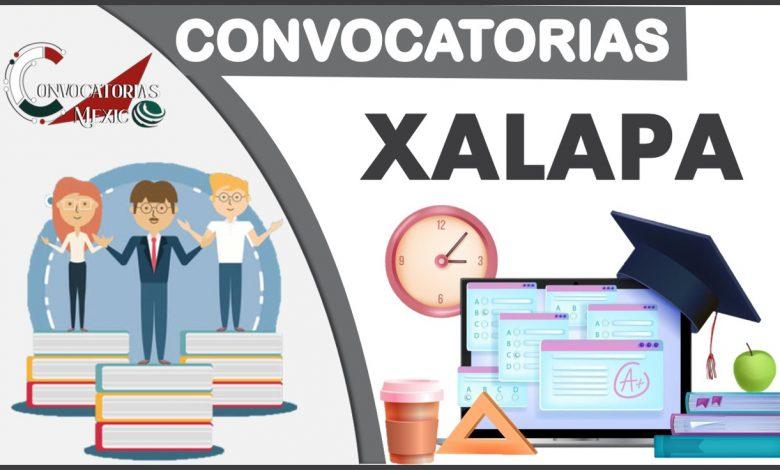 Convocatorias Xalapa 2021-2022