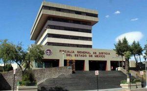 Instalaciones de la Fiscalía del Estado de México