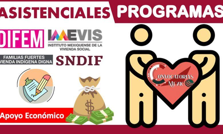 Programas asistenciales 2021-2022