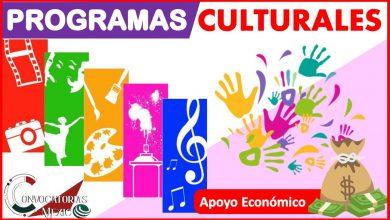 Programas culturales 2021-2022
