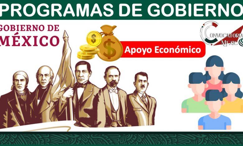 Programas de Gobierno 2021-2022