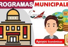 Programas municipales 2021-2022